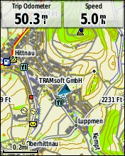 TRAMsoft GmbH - GARMIN etrex 10 / 20/20x / 30/30x (english)
